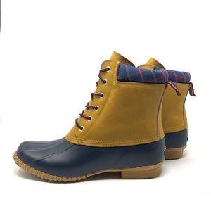 Tommy Hilfiger rubber boot men's size 10